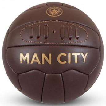 Manchester City fotbalový míč Retro Heritage Football - size 5
