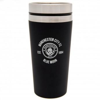 Manchester City cestovní hrnek Executive Travel Mug