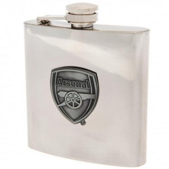FC Arsenal placatka Hip Flask
