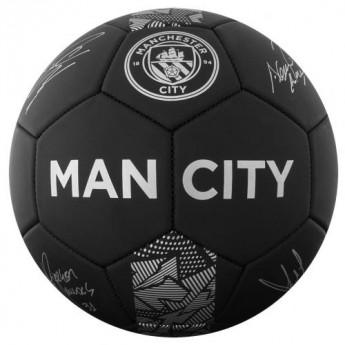 Manchester City fotbalový míč Football Signature PH - size 5