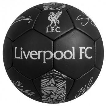 FC Liverpool fotbalový míč Football Signature PH - size 5