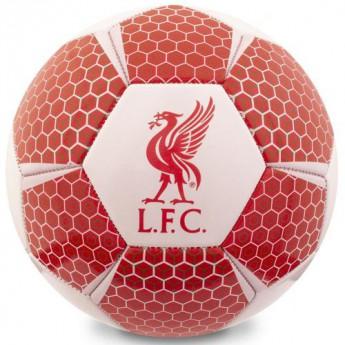FC Liverpool fotbalový míč Football VT - size 5