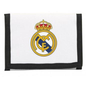 Real Madrid peněženka 19 white