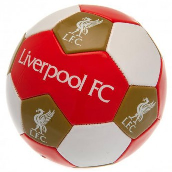 FC Liverpool fotbalový míč Football - size 3