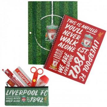 FC Liverpool školní set Jumbo Stationery Set