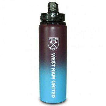 West Ham United láhev na pití Aluminium Drinks Bottle XL