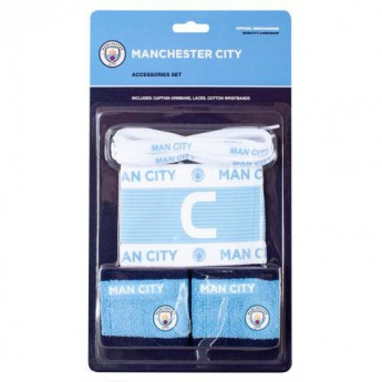 Manchester City fotbalový set Accessories Set