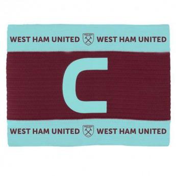 West Ham United kapitánská páska Captains Arm Band